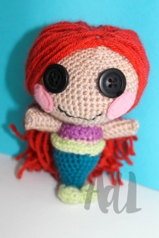 Lalaloopsy Little Mermaid (de EpicKawaii)